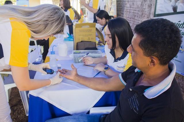 Taxistas receberam orientações em diversas áreas da saúde - Divulgação