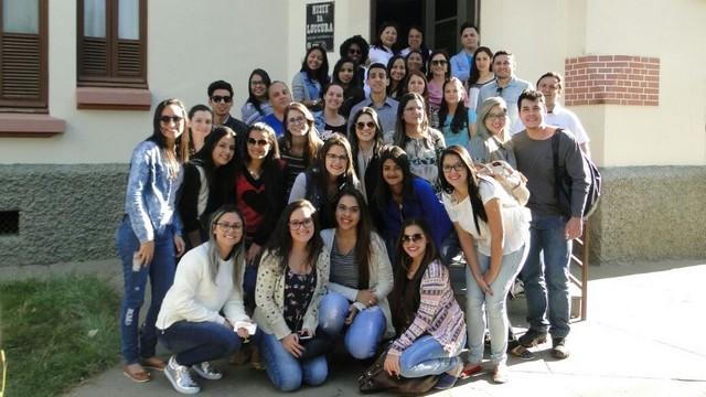 Acadêmicos da UNIGRAN visitam antigo Hospital Colônia de Barbacena, em Minas Gerais - Divulgação