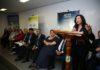 Prefeita Delia Razuk fala a ministro Mendonça Filho sobre potencial educacional de Dourados - Foto: A. Frota