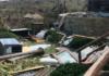 Destruição causada pelo furacão Irma em ilha do Caribe - Foto: Reprodução/Twitter