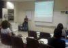 Palestra foi ministrada pela gerente de contas da 8020 Marketing Digital, Taynara Nunes - Divulgação