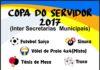 Inscrições para a Copa do Servidor devem ser feitas até sexta, dia 22 - Divulgação