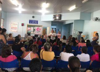 Em Mundo Novo, 167 mulheres compareceram; 41 fizeram ultrassom no mesmo dia e 24 foram encaminhadas para mamografia - Divulgação