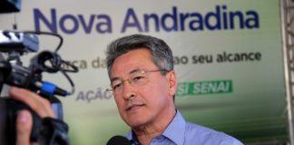 Roberto Hashioka assume o Detran-MS após Operação Antivírus - Foto: Assessoria PMNA