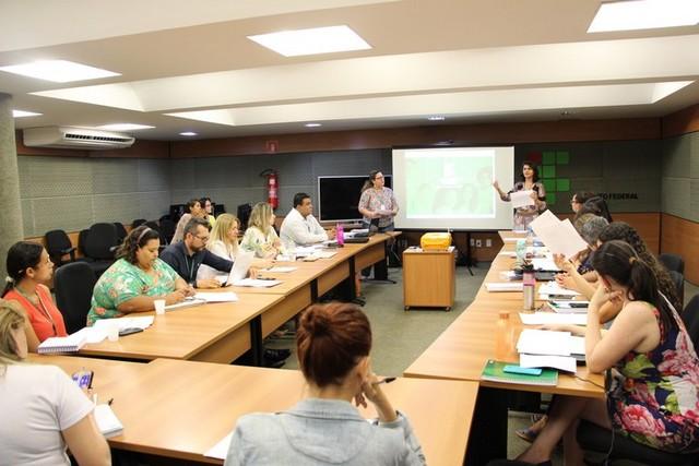 Encontro foi realizado nos dias 11 e 12 de setembro, na reitoria do IFMS, em Campo Grande – Foto: Juliana Aragão