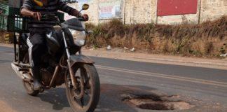 Motociclistas são as principais vítimas da falta de tampa em bueiros - Divulgação