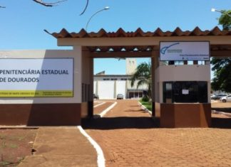Alvo da operação foi o setor administrativo e cantina da Penitenciária, residências de agentes penitenciários e fornecedores de produtos para a unidade penal – Divulgação Agepen