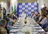 Reuniões estão sendo realizadas com deputados para pedir que seja mantido o veto do governador Reinaldo Azambuja - Assessoria