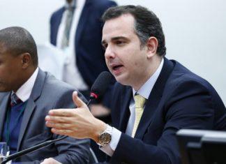 Rodrigo Pacheco, presidente da CCJ da Câmara – Foto: Agência Câmara