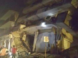 Tremor de 8,2 graus deixou 15 mortos e gerou alerta de tsunami - Foto: EPA