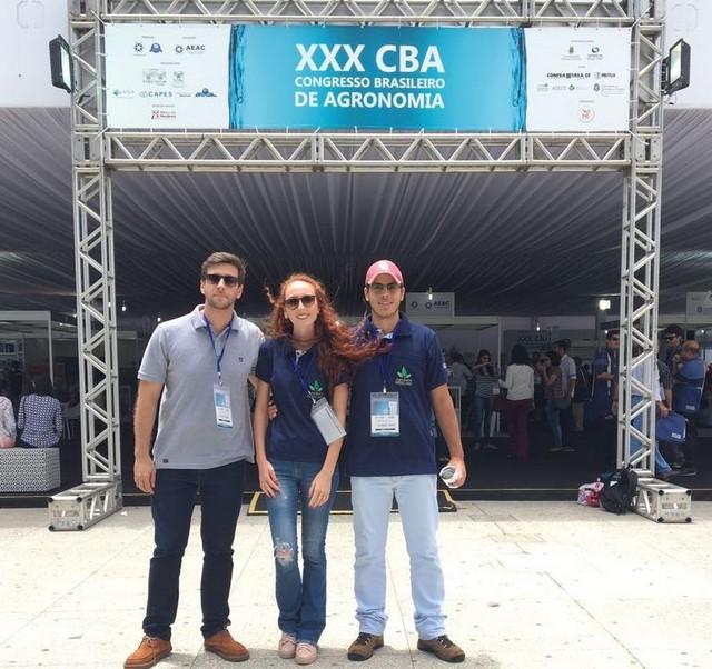 Congresso Brasileiro de Agronomia foi realizado em Fortaleza (CE) - Divulgação