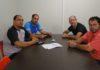 Reunião aconteceu nesta manhã desta sexta-feira na Funed – Foto: Waldemar Gonçalves - Russo