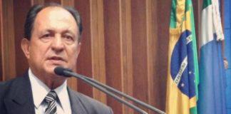 Deputado estadual Zé Teixeira (DEM) - Assessoria ALMS