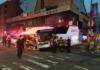 Acidente em Nova York deixou ao menos 3 mortos - Foto: Reprodução/Twitter