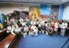 A sessão solene foi realizada no Plenário da Casa e 57 profissionais foram homenageados - Foto: Eder Gonçalves