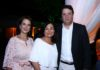 Prefeita Délia Razuk durante a festa de lançamento do sinal digital da TV MS Record em Dourados – Foto: Aparecido Frota