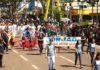 Dentre os programas sociais, desfile apresentou à população as atividades oferecidas no complexo esportivo 'Jorjão' - Foto: A. Frota