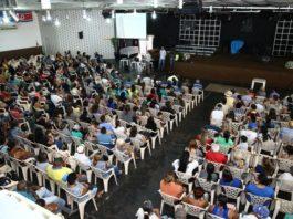 Futuros moradores do Ildefonso acompanharam com expectativa a designação das moradias – Foto: A. Frota