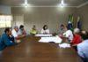 Prefeita recebeu representante de empresa que vai construir mais 650 casas populares em Dourados – Foto: A. Frota