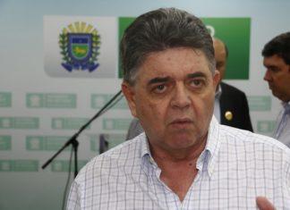 Márcio Monteiro, secretário de Fazenda - Assessoria