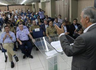 A Operação Pantanal acontecerá em julho do próximo ano, com o apoio do Governo do Estado, Forças Armadas, Instituições de Ensino Superior e Prefeituras de onze municípios de MS – Foto: Chico Ribeiro