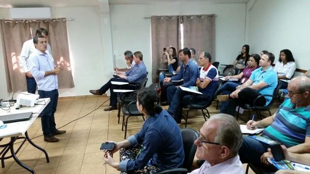 Prefeitura de Dourados, através da Semaf, participa da mobilização para ministração do curso no próximo mês - Foto: Luiz Radai/Assecom