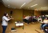 Prefeita Delia Razuk recebeu lideranças comunitárias na manhã desta segunda-feira no auditório do CAM – Foto: A. Frota