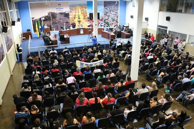 A sessão extraordinária será realizada as 18h30 desta terça-feira (24) - Foto: Eder Gonçalves