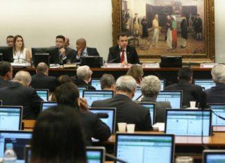 CCJ reinicia hoje discussão sobre parecer que trata de denúncia contra Temer – Foto: Antonio Cruz/Agência Brasil