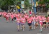 Corrida e Caminhada Dourados Rosa serão realizadas às 17 horas deste próximo sábado – Divulgação