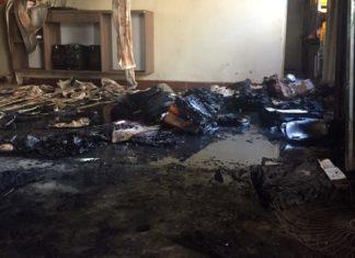 Crianças foram queimadas dentro da creche - Foto: Natália Jael/Inter TV Grande Minas