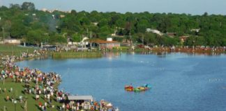 Pesca está liberada nos parques Rego D'água e no Antenor Martins – Foto: Arquivo
