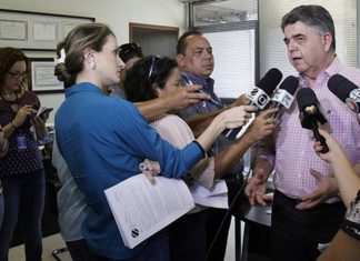 Segundo o secretário Márcio Monteiro, Estado não poderá lançar novo Refis nos próximos quatro anos - Foto: Chico Ribeiro