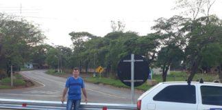 Olavo Sul busca resolver impasse com a CCR, que fechou acesso que liga Vila São Pedro à Indápolis - Foto: Assessoria