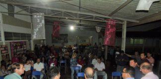 Fiquei muito contente com essa reunião, principalmente pela representatividade política estar presente e lutando pelos moradores dos Distritos, disse o vereador Olavo Sul - Foto: Assessoria