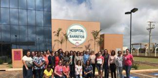 Exames foram realizados no Centro de Diagnóstico e Prevenção do Hospital de Câncer de Barretos em Nova Andradina - Divulgação