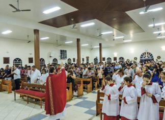 Paróquia está organizando inúmeras atividades em homenagem à Nossa Senhora da Conceição Aparecida, Padroeira de Campo Grande - Divulgação