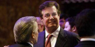 Manafort foi indiciado por escândalo 'Russiagate' – Foto: EPA