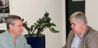 Deputado federal Carlos Marun, relator da CPMI da JBS no Congresso, recebeu nesta segunda-feira o relatório do deputado Paulo Corrêa – Foto: Assessoria ALMS