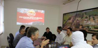 Seara anunciou, há um ano e meio, a ampliação de suas instalações e das atividades industriais em Dourados - Assessoria