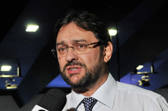 O presidente da Fiems, Sérgio Longen - Divulgação