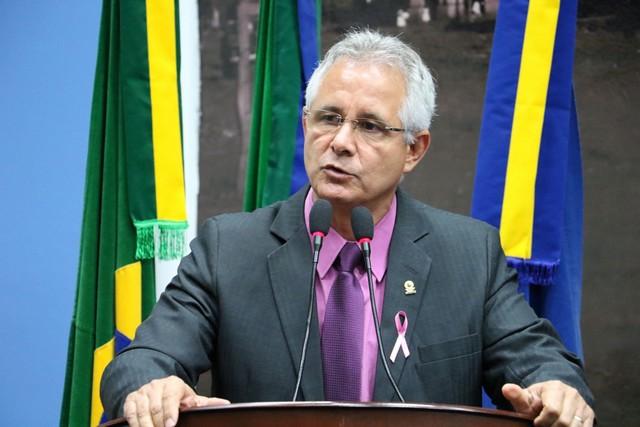 Sergio Nogueira utilizou a tribuna para reafirmar as declarações - Assessoria