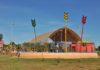 Competições de futsal serão disputadas no ginásio de esportes da Vila Olímpica – Assecom/Arquivo