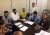 Reunião realizada nesta quarta-feira na prefeitura de Aparecida do Taboado finalizou detalhes para a realização da última edição deste ano da Ação Cidadania - Divulgação