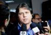 Presidente Pedro Caravina em entrevista à imprensa - Foto: Edson Ribeiro