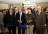A inauguração foi nesta quarta-feira, 25, com a presença de todos os conselheiros, ex-presidentes do TCE-MS, José Anselmo dos Santos e Osmar Dutra, familiares e funcionários – Foto: Roberto Araújo