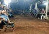 O encontro foi realizado para debater melhorias para o Travessão do Guassuzinho - Foto: Assessoria