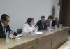 Eliane Guaraldo durante palestra na EcoDourados, nesta terça-feira - Divulgação