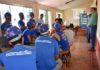 Palestra sobre segurança do trabalho foi ministrada aos funcionários da indústria Ceramitelha - Divulgação