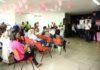 Secretário Renato Vidigal abriu oficialmente a campanha 'Dourados Rosa', na Clínica de Atendimento à Mulher – Foto: A. Frota